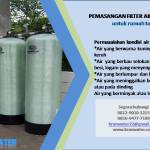 Reseller Filter Air Industri Terbaik di Hulu Sungai Tengah