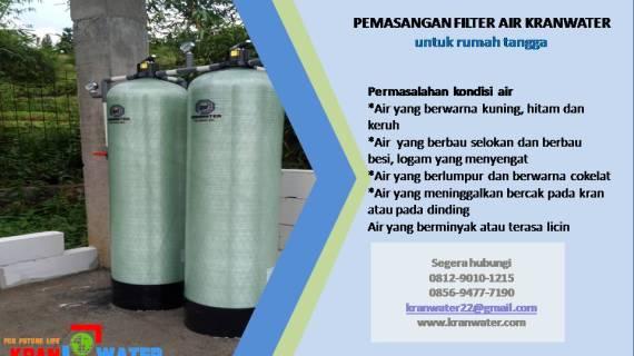 Distributor Penyaring Air Industri No 1 di Seluma