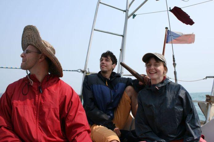 Výcviková plavba.