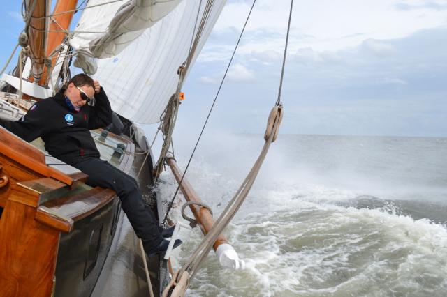 Krásný sailing.