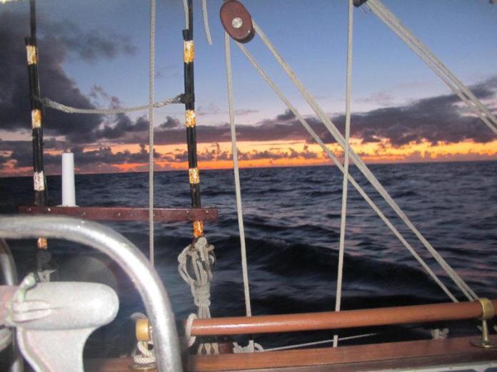 Kýče a nekonečný Atlantik.