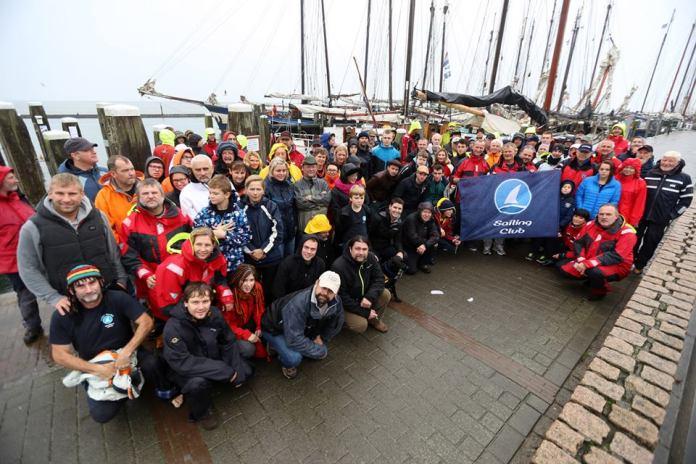 Celá česká výprava na Brandraris Race 2014, Terschelling
