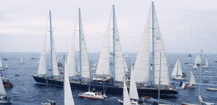 Toto byla největší loď na startu OSTAR 1976 Club Med Alaina Colase. Birch ji dokázal porazit.