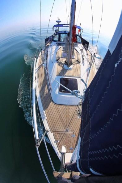 Tanga na moři