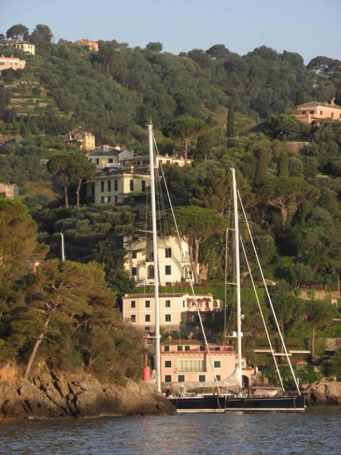 Poloostrov Portofino