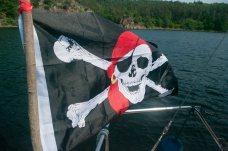 Naše pirátská Boncoeur.