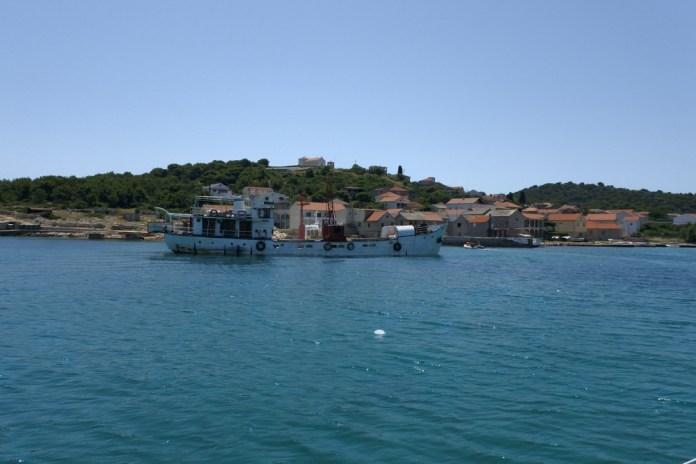 Vrgada přístav