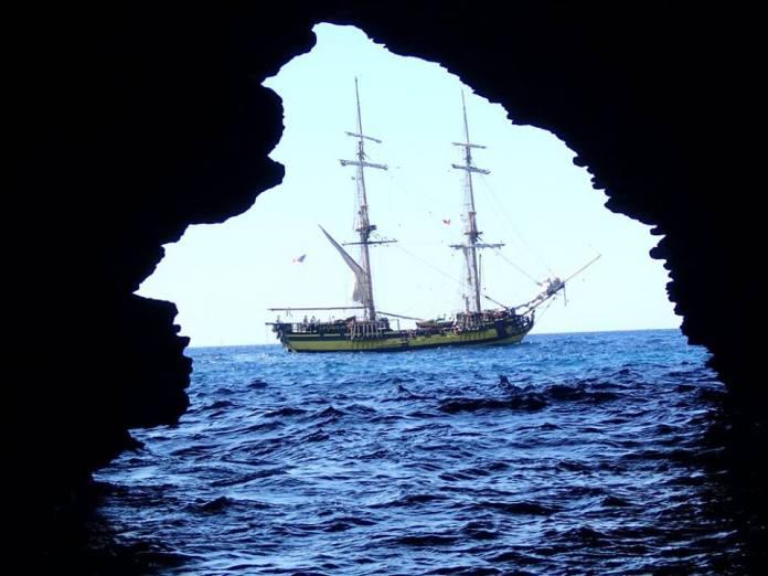 Jeskyně před Bonifacem