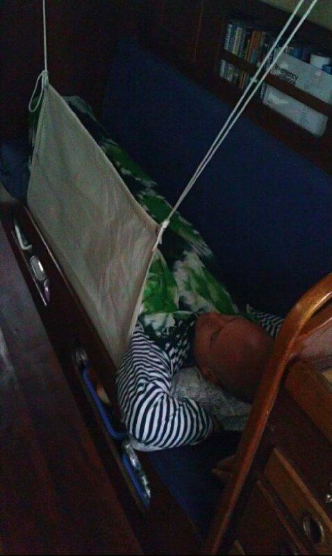 Za plentou se prostě dobře spí.