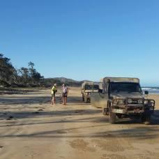 Konečně na pláži u Alye