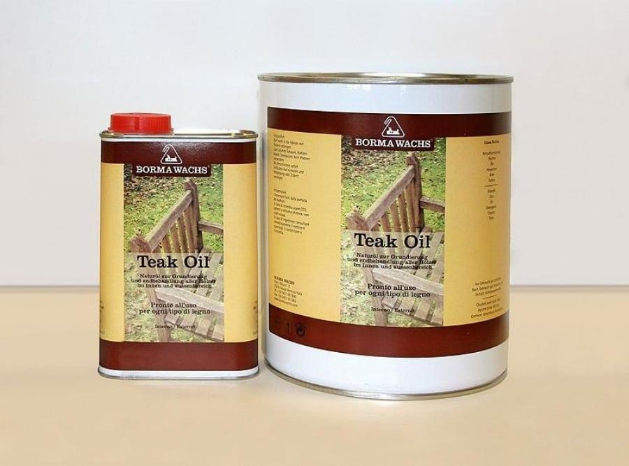 Oil for wood processing  Wood can not be spoiled? What type of oil