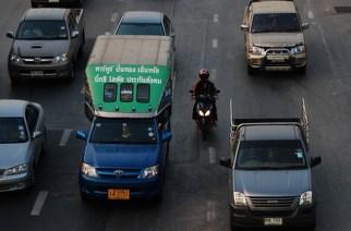 На чем ездят в Таиланде