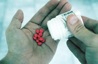 История про наркотики и трезвого лишенника