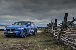 BMW X2. Хетч по Фрейду
