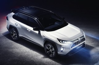 Новая Toyota RAV4, BMW X5, UAZ Patriot и другие