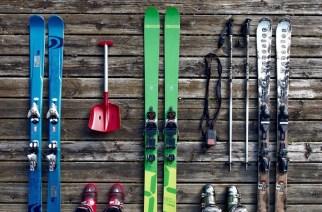 О зелёных лыжах (нет)