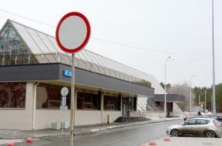 Где остановиться возле ЮУрГУ после закрытия главной парковки