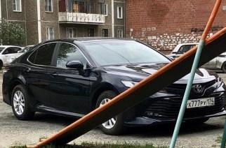 Я паркуюсь, как баран: любимое