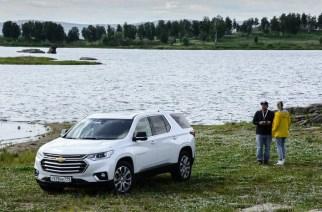 Chevrolet Traverse и Tahoe: пять очень разных метров
