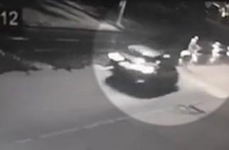 Виновен ли бегущий пешеход