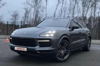 Porsche Cayenne против