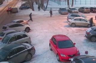 Инсценировка ДТП попала на видео: водителям грозит 159.5 УК РФ