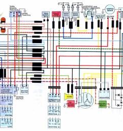 honda cb750 f k1 k3 k7 k8 cb750k3 wiring diagrams [ 1281 x 866 Pixel ]