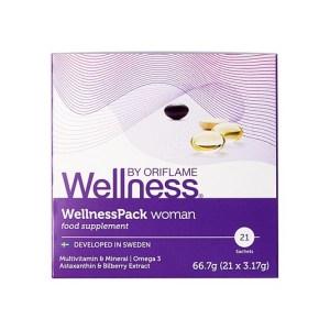 Витаминно-минеральный комплекс для женщин - Вэлнэс Пэк