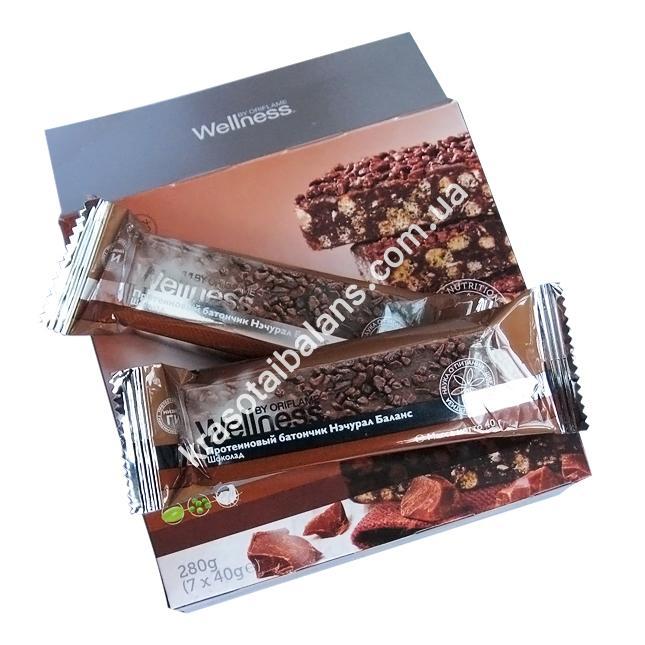 Протеиновые батончики «Natural Balance» Шоколад_5