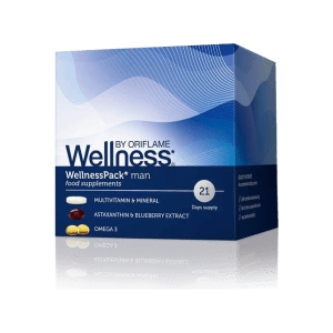 Витаминно-минеральный комплекс для мужчин - Вэлнэс Пэк