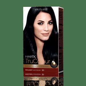 Стойкая краска для волос «Цвет-Эксперт» Иссиня-черный