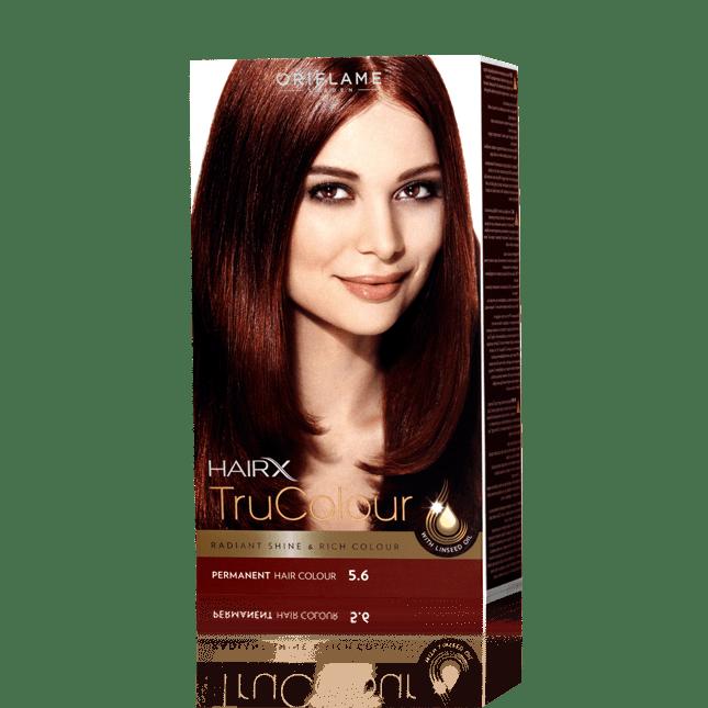Стойкая краска для волос «Цвет-Эксперт» Махагон