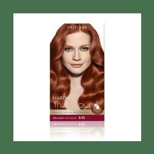 Стойкая краска для волос «Цвет-Эксперт» Интенсивный медный