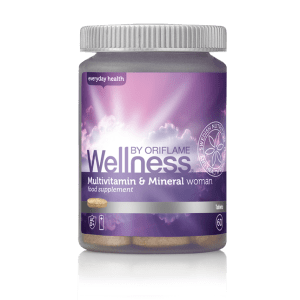 Мультивитамины и минералы для женщин