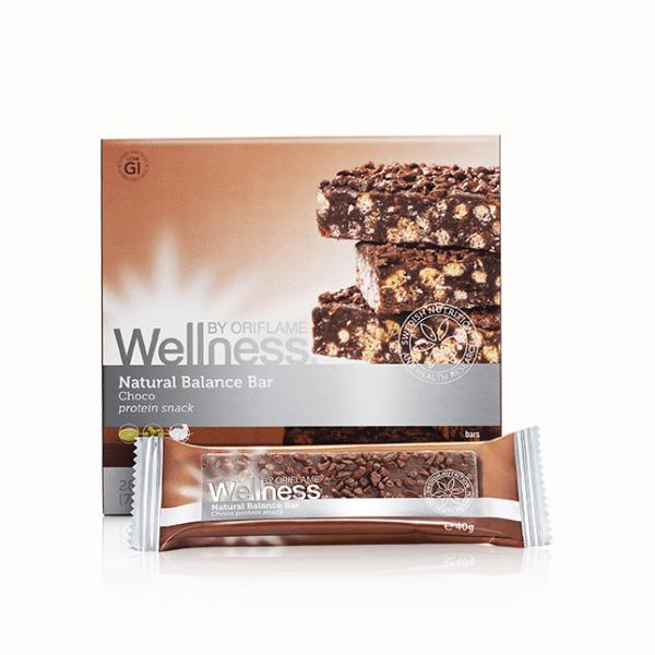 Протеиновые батончики «Natural Balance» Шоколад