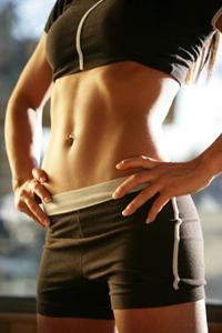 7 упражнений для осиной талии и плоского живота