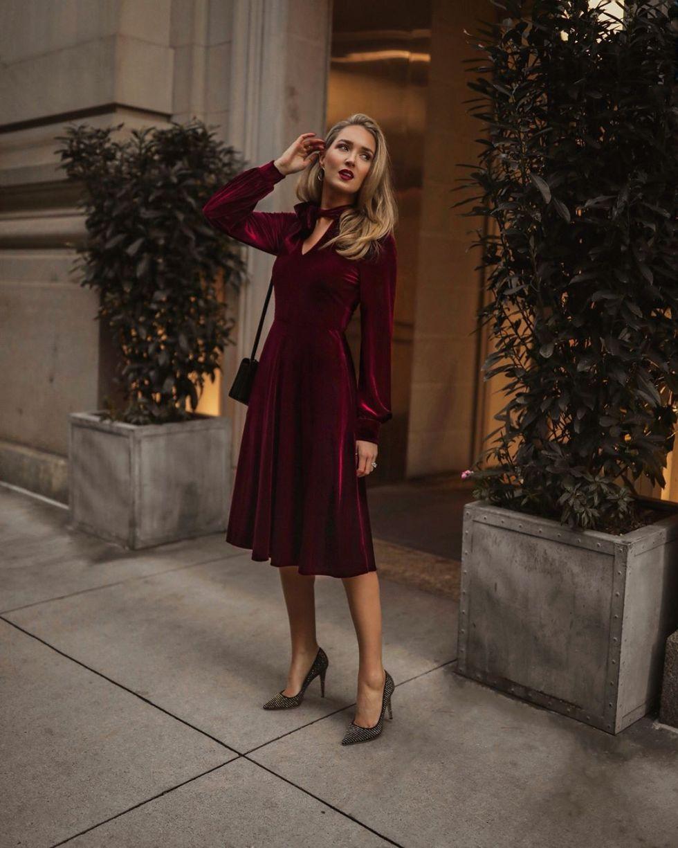 платье леди 2020 фото 4