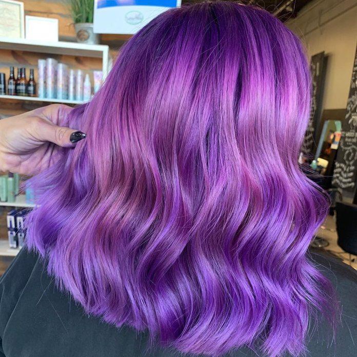 Зимние тренды для волос 2020 фото 6