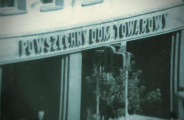 Galerie handlowe w latach 60