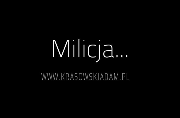 Milicja…