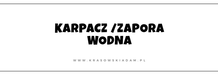 Zapora Wodna w Karpaczu