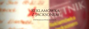 Reklamówka z Jacksonem 1988