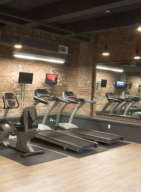 Gyms In Bed Stuy : Bed-Stuy, Conversion, Architect