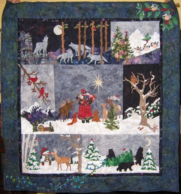 Applique Susan Kraterfield' Quilts