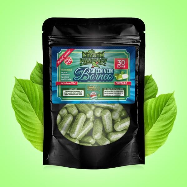 Green Borneo - 30 Capsules