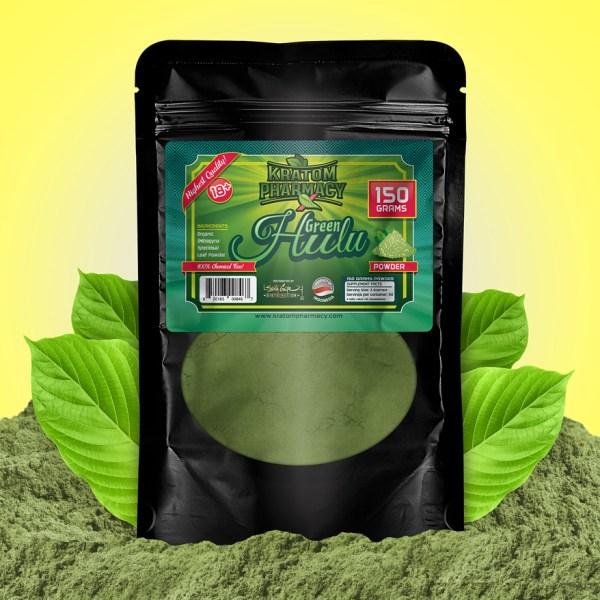 Green Hulu - 150 gram