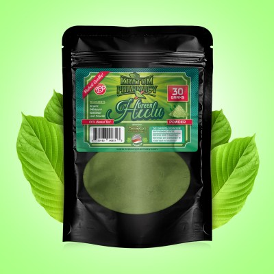Green Hulu - 30 gram