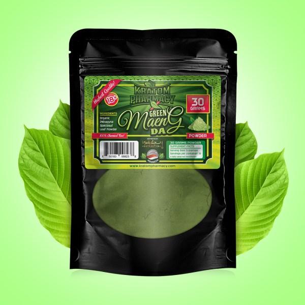 Green Maeng Da - 30 gram