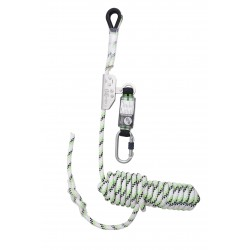 Body harness with 1 dorsal D-Ring and sternal D-Ring on