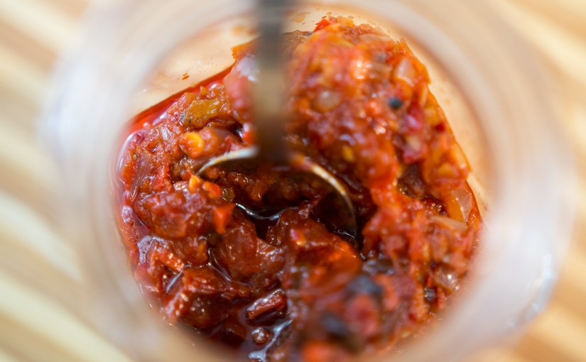Schezwan Paste or Marinade